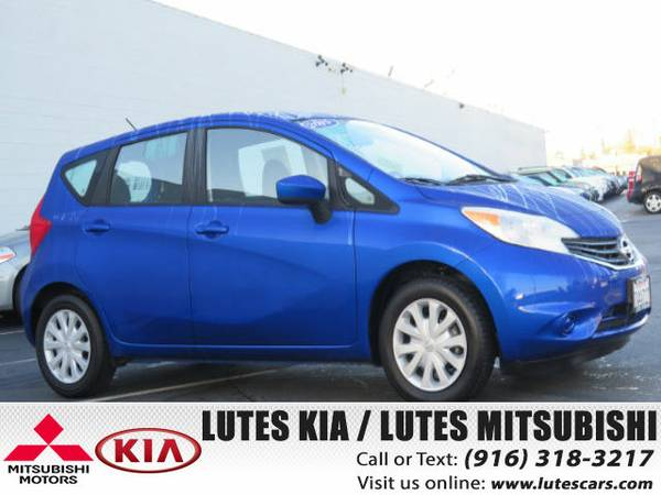 2015 Nissan Versa Note Great Fuel Economy *Xtra Clean* Hatchback