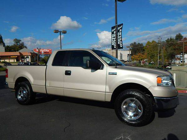 2007 *Ford* *F-150* *F 150* *F150* XLT 4dr SuperCab Styleside 6.5 ft.