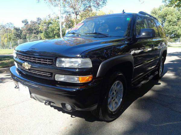 2006 *Chevrolet* *Tahoe* Z71 4dr SUV 4WD **Your Job Is Your CREDIT***