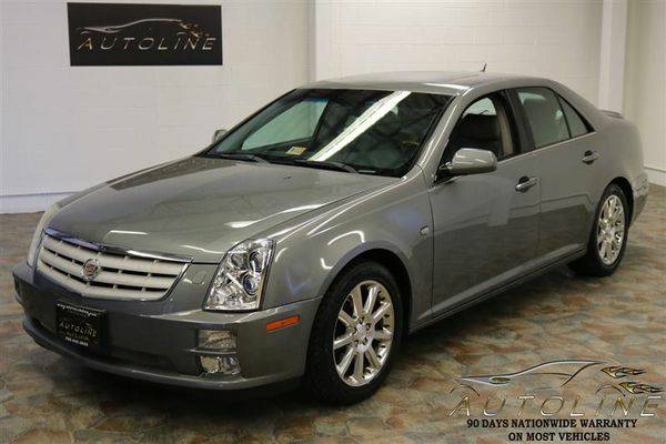 2006 *CADILLAC* *STS* w/NAVIGATION noTAXIDnoSSNnoCreditnoProblem