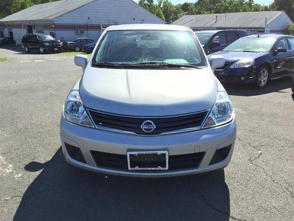 2012 *NISSAN* *VERSA* S - Includes 3mo/3k mile limited WARRANTY!