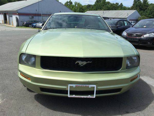 2005 *FORD* *MUSTANG* Deluxe/Premium - Includes 3mo/3k mile limited WA
