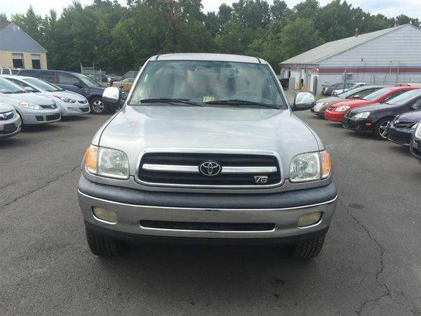 2002 *TOYOTA* *TUNDRA* SR5 - Includes 3mo/3k mile limited WARRANTY!