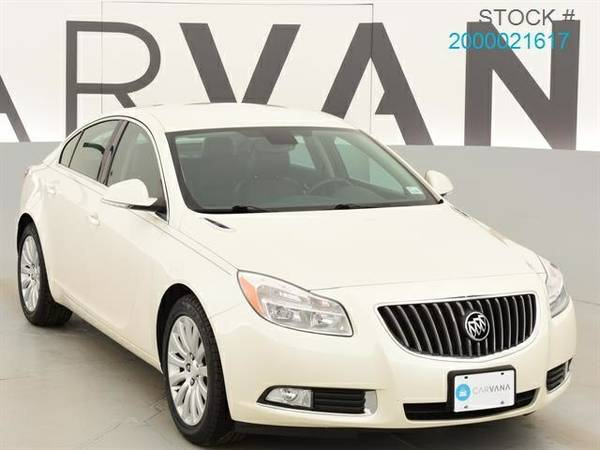 2012 Buick Regal Sedan