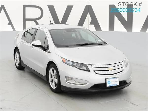 2014 Chevrolet Volt Hatchback