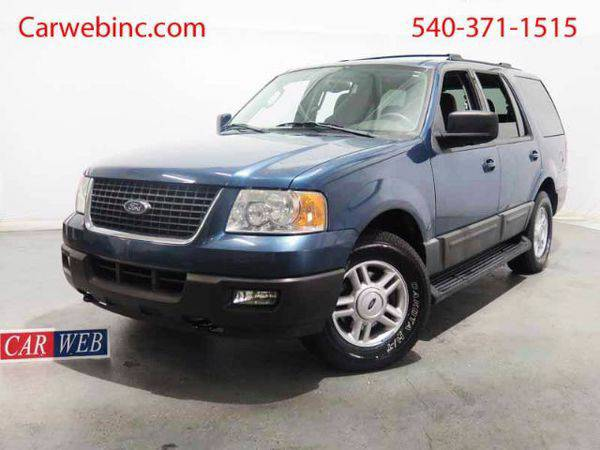 2004 *Ford* *Expedition* XLT 4.6L 4WD - WHOLESALE PRICES TO THE PUBLIC