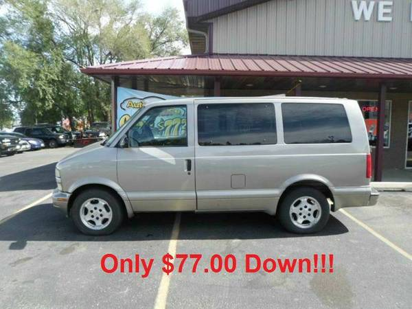 2004 Chevy Astro * Buy Here Pay Here*