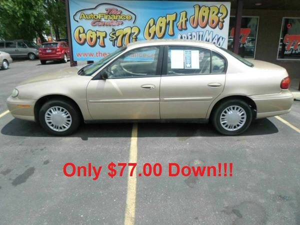 2001 Chevy Malibu *Buy Here Pay Here*