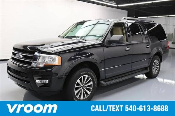 2015 Ford Expedition EL 7 DAY RETURN / 3000 CARS IN STOCK