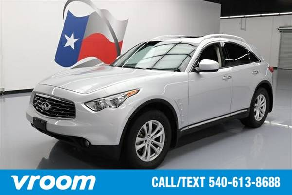2010 Infiniti FX35 7 DAY RETURN / 3000 CARS IN STOCK