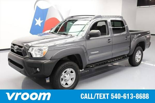 2014 Toyota Tacoma 7 DAY RETURN / 3000 CARS IN STOCK