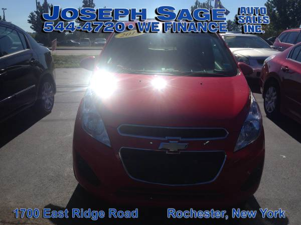 2014 Chevrolet Spark - Buy here, get instant credit here!