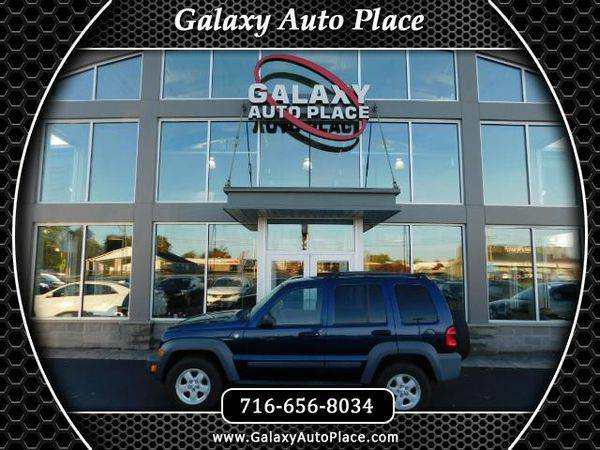 2005 *Jeep* *Liberty* Sport 4WD