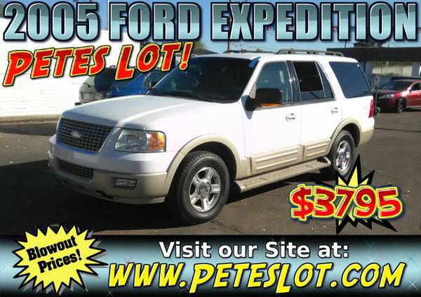 2005 Ford Expedition - Like New Ford SUV