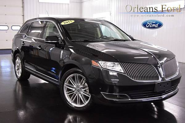 2015 Lincoln Stock 89894 MKT 4D Sport Utility EcoBoost