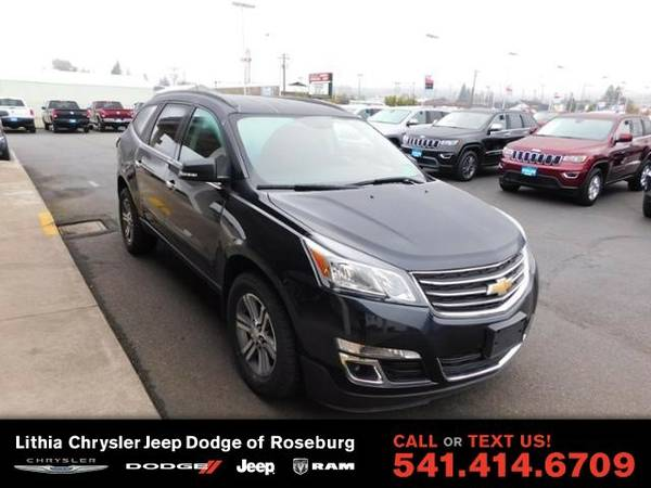 2015 Chevrolet Traverse 1LT (You Save $345 Below KBB Retail)