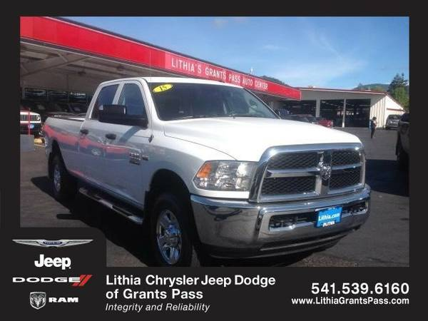 2015 Ram 3500 ST (You Save $6,936 Below KBB Retail)