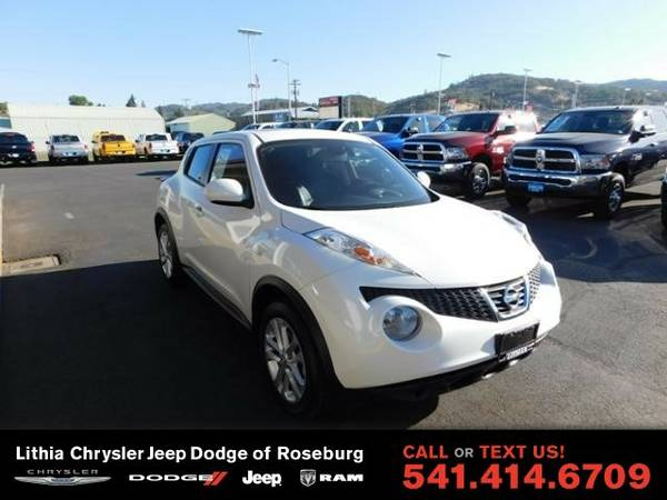 2013 Nissan Juke (You Save $1,006 Below KBB Retail)