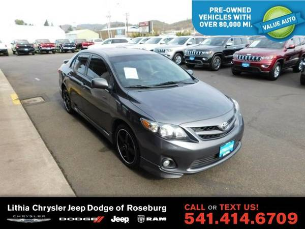 2011 Toyota Corolla (You Save $1,118 Below KBB Retail)