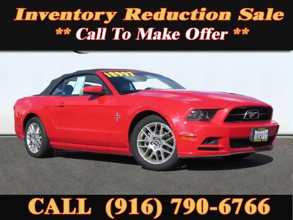 ➲ 2014 Ford Mustang V6