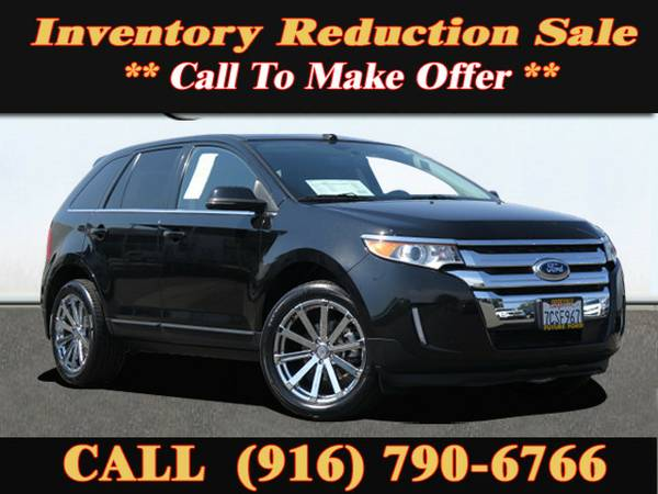 ➲ 2013 Ford Edge Limited