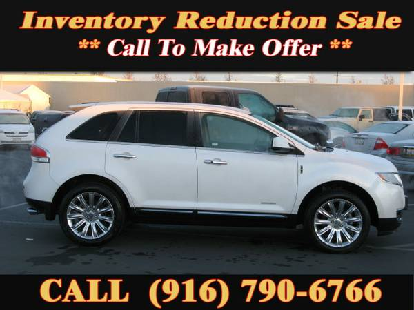 ➲ 2011 Lincoln MKX