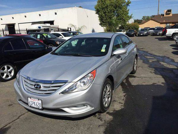 2011 *Hyundai* *Sonata* GLS 4dr Sedan CALL/TEXT ASK ATA