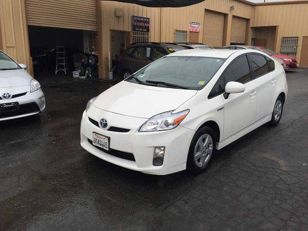 2010 *Toyota* *Prius* IV 4dr Hatchback CALL/TEXT ASK ATA (916) 367-402
