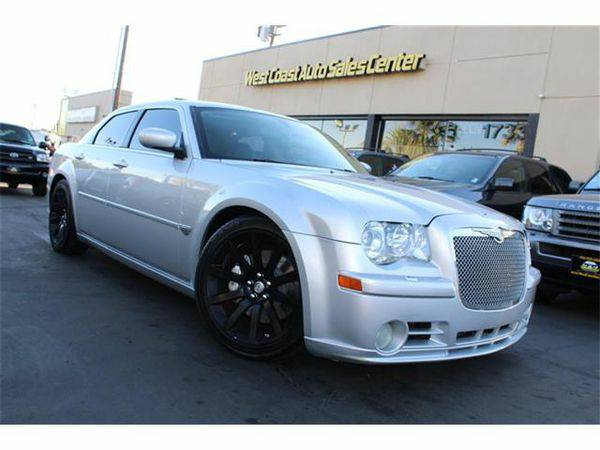 2006 *Chrysler* *300* *Series* SRT-8 Very Clean! Navi -CALL FOR APPROV