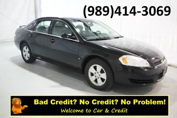 2006 Chevrolet Impala - Bad Credit OK