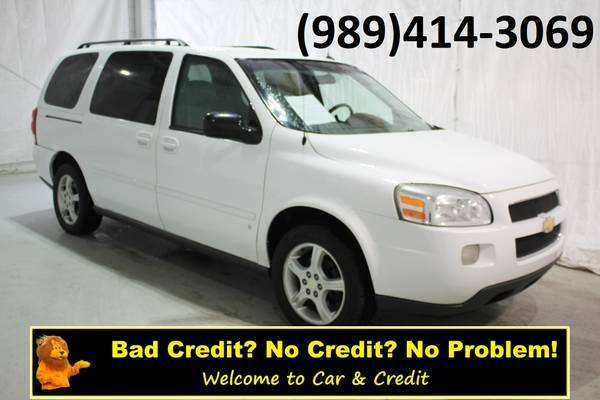 2006 Chevrolet Uplander - Bad Credit OK