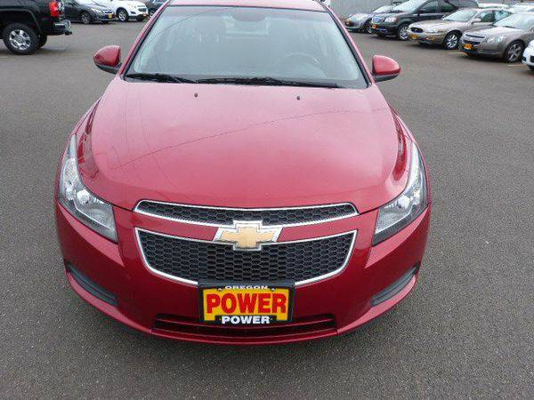 2012 *Chevrolet* *Cruze* ECO - GET APPROVED TODAY!