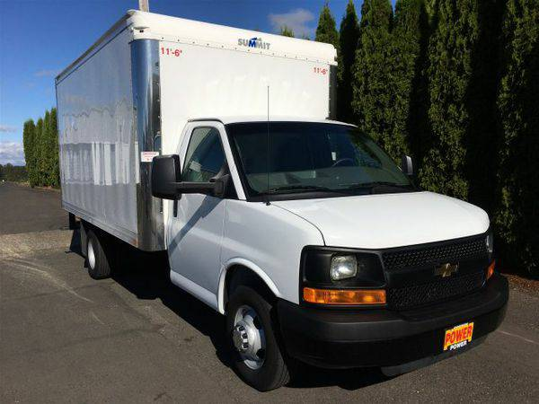 2014 *Chevrolet* *Express* *Commercial* *Cutaway* VAN 159 - CALL/TEXT