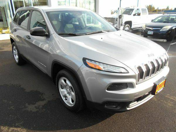2014 *Jeep* *Cherokee* Sport - Call/Text
