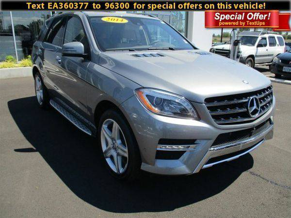 2014 *Mercedes-Benz* *M-Class* ML550 - GET APPROVED TODAY!!!!