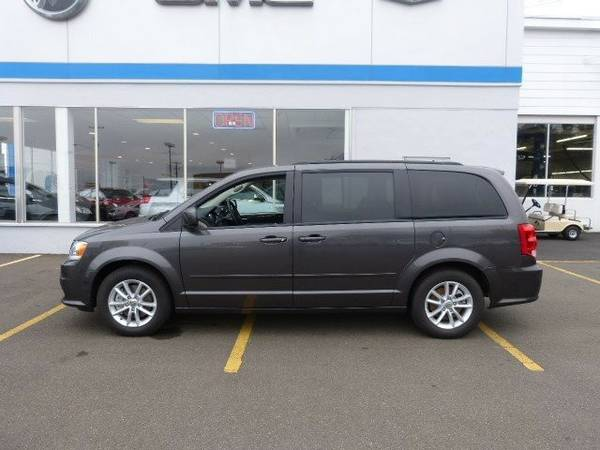 2016 *Dodge* *Grand Caravan* ** Mini-van, Passenger