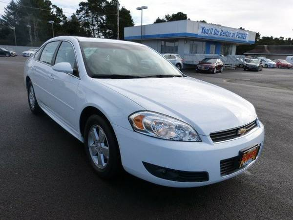 2010 *Chevrolet* *Impala* *LT* 4dr Car