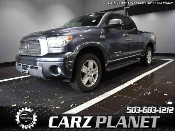 █ 2007 Toyota Tundra Limited 4x4 truck toyota tundra limited 4wd