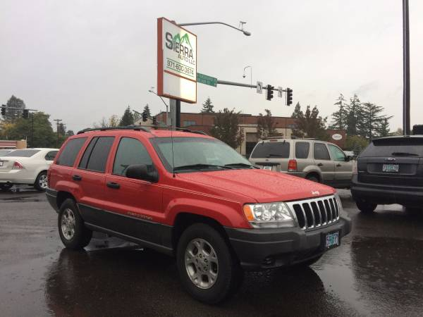 ~ * ~ 2000 jeep grand cherokke 4wd ~ * ~