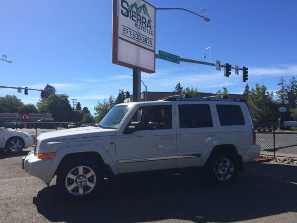 ~ * ~ 2006 jeep commander leather suv awd ~ * ~