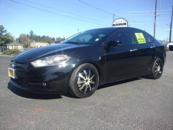 2013 DODGE DART LIMITED(MULTI-AIR TURBO)$99 DOWN/$210 A MON. (OAC)