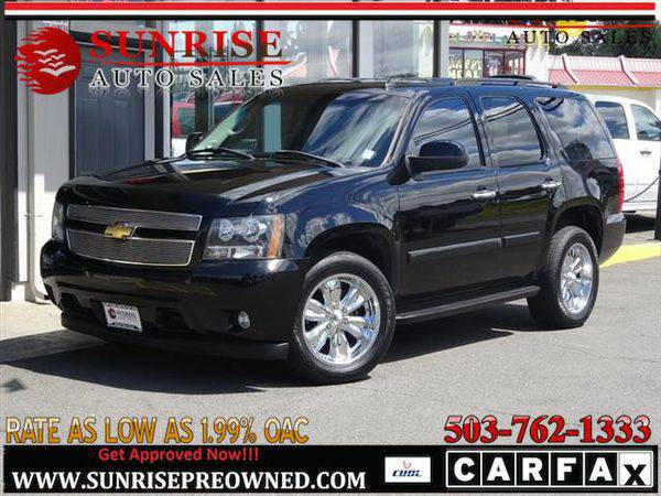 2007 *Chevrolet* *Tahoe* LT 4dr 4WD SUV NICE RIMS RUNS AND DRIVES GREA