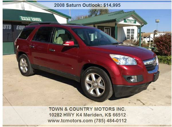 2008 SATURN OUTLOOK (ACADIA TRAVERSE ENCLAVE) ◆◇◆...