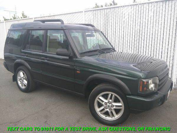 2004 *Land* *Rover* *Discovery* SE 5 Star Yelp Rating * Low Miles