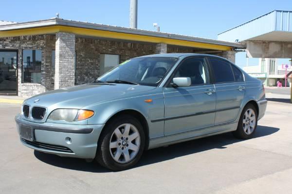 2003 BMW 325i 6 CYL SEDAN AUTO