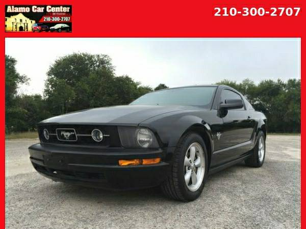 %%%%%^^^^ 2009 Ford Mustang V6 Premium Coupe One Owner ^^^^%%%%%...