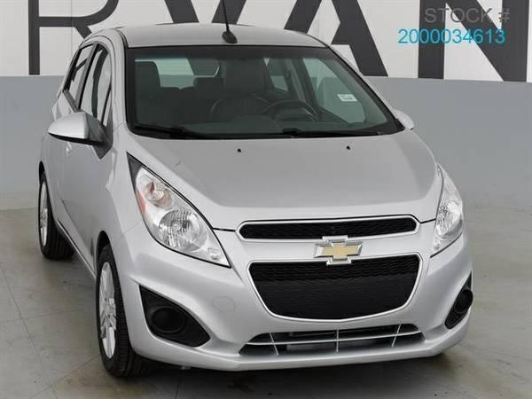 2014 Chevrolet Spark 1LT Auto Hatchback
