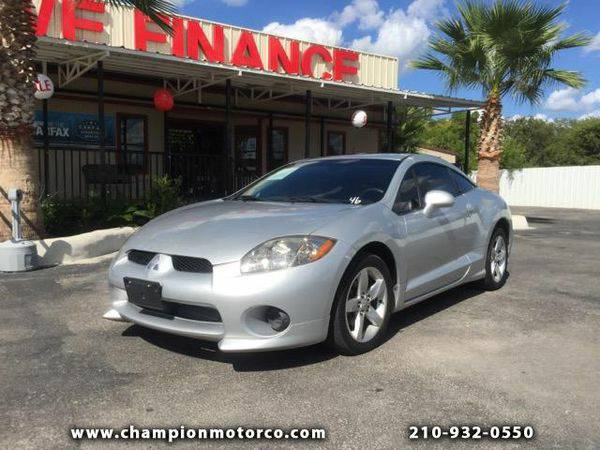 2007 *Mitsubishi* *Eclipse* GS BUY HERE PAY HERE!!!