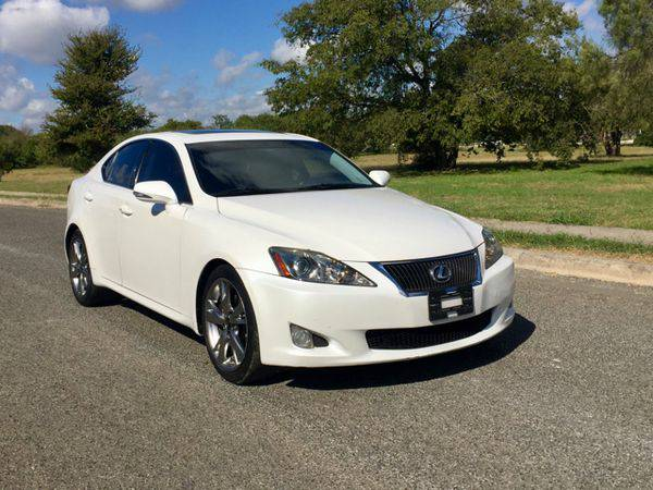 2009 *Lexus* *IS* *250* Sport With Nav