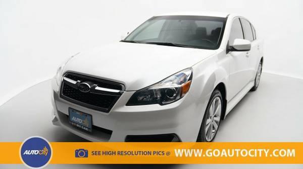 2013 Subaru Legacy 2.5i Automatic Premium Sedan Legacy Subaru
